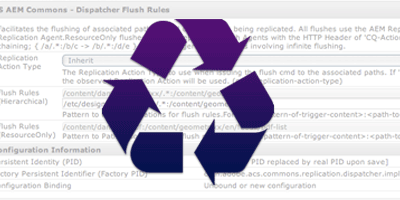 Dispatcher Flush Rules