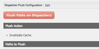 Dispatcher Flush UI