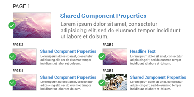 Shared Component Properties
