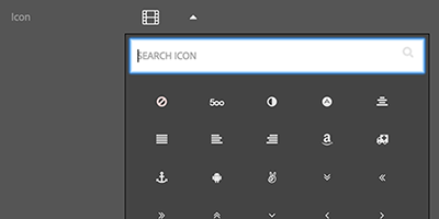 Icon Picker