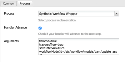 Content Traversing - Synthetic Workflow Wrapper